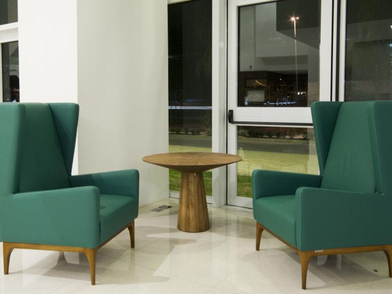 Americas Barra Hotel e Eventos Lounge/Empfang