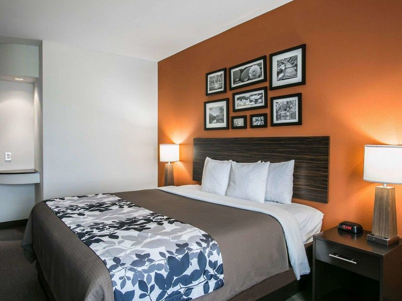 Sleep Inn & Suites Houston I-45 North Außenaufnahme