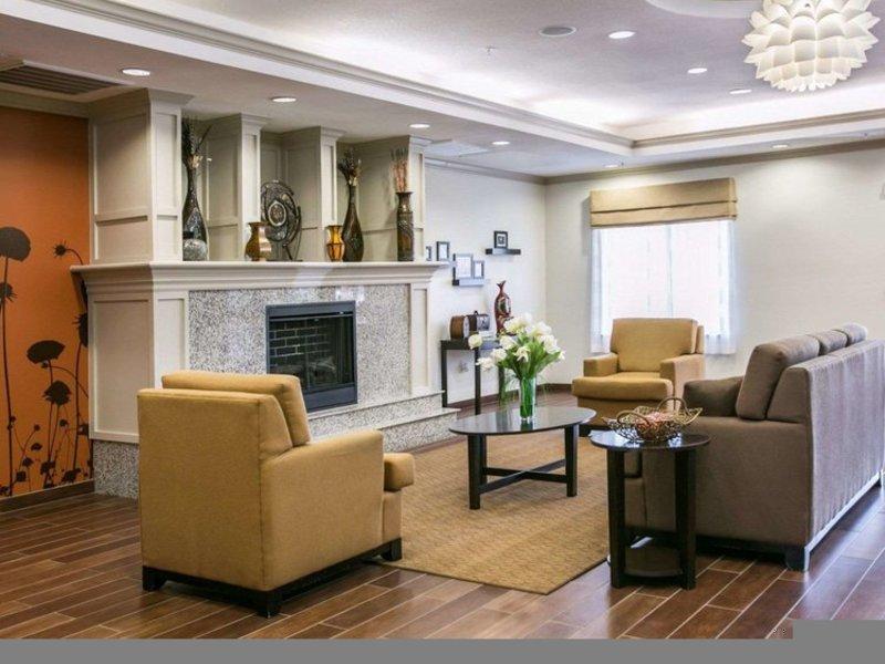 Sleep Inn & Suites Houston I-45 North Lounge/Empfang