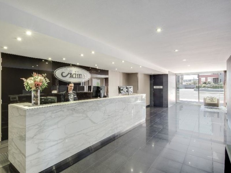 Adina Apartment Hotel Wollongong Lounge/Empfang