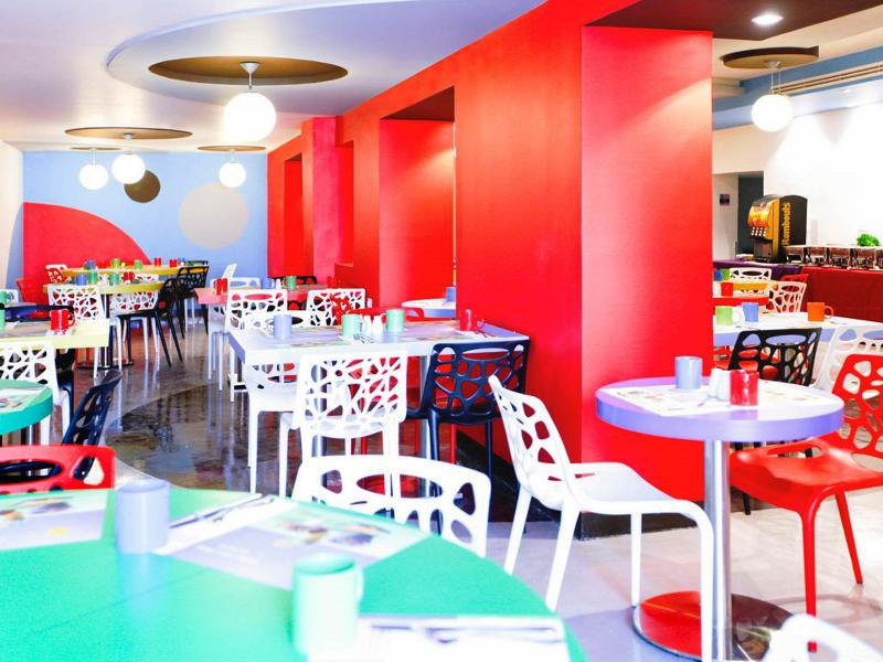 ibis Styles Jerusalem Sheikh Jarrah Restaurant