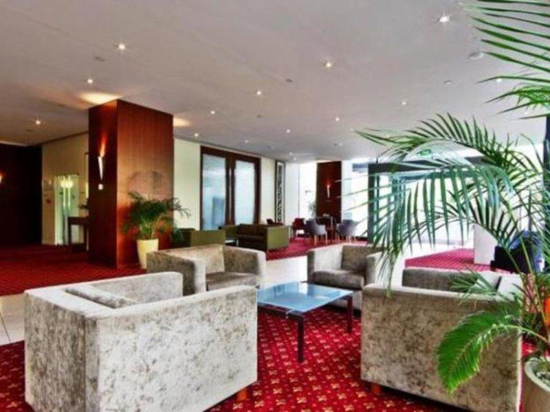 Seasons Botanic Gardens Lounge/Empfang