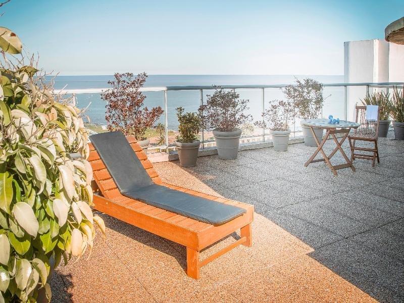 Punta Trouville Hotel Terrasse