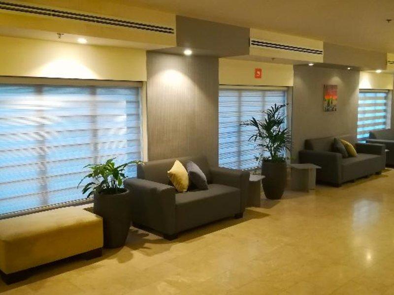 ibis Styles Jerusalem Sheikh Jarrah Lounge/Empfang