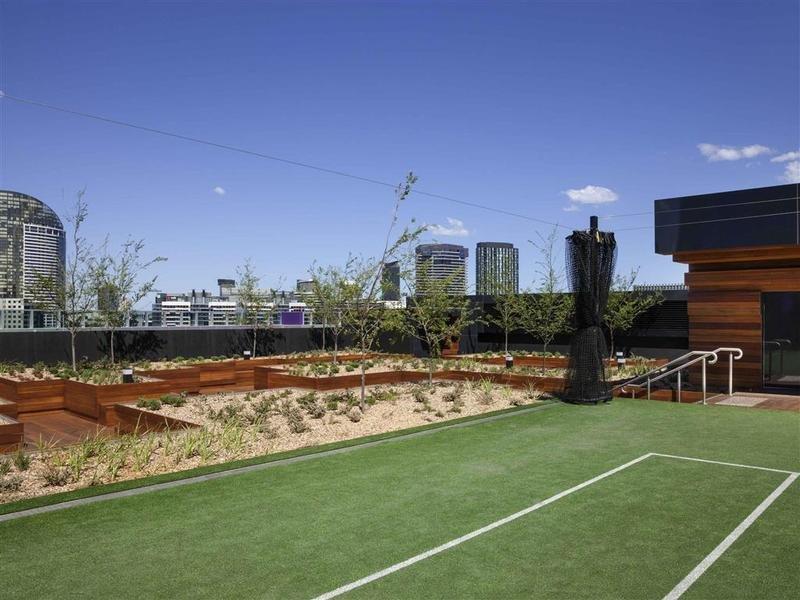 The Sebel Melbourne Docklands Sport und Freizeit