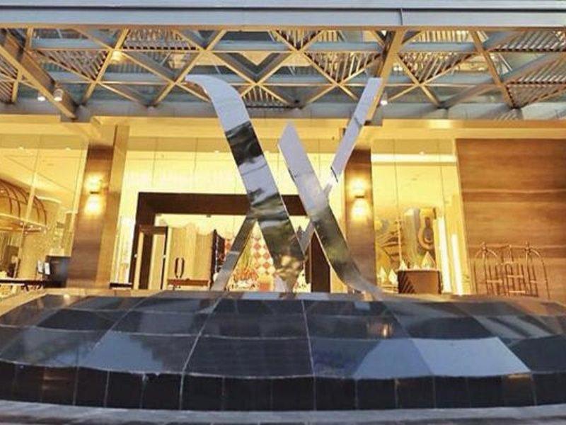 Vasa Hotel Surabaya Lounge/Empfang