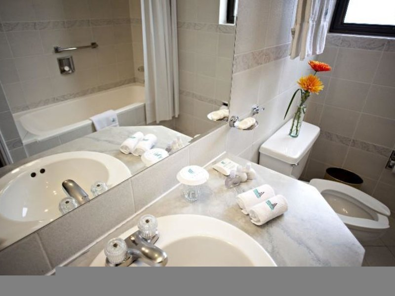 Camino Real Aparthotel & Spa Badezimmer