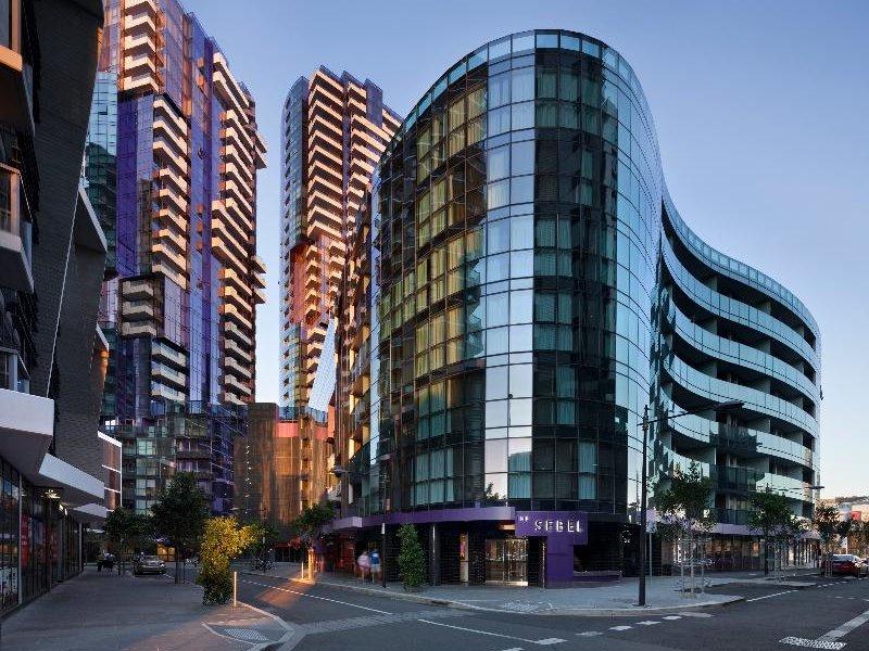 The Sebel Melbourne Docklands Außenaufnahme