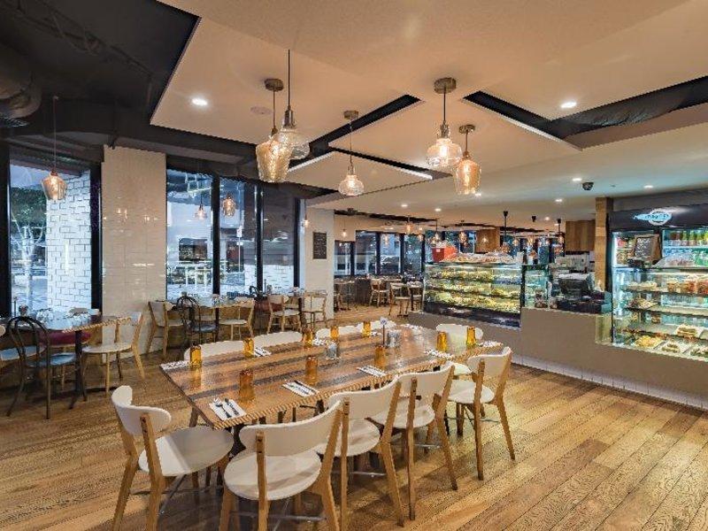 The Sebel Melbourne Docklands Restaurant