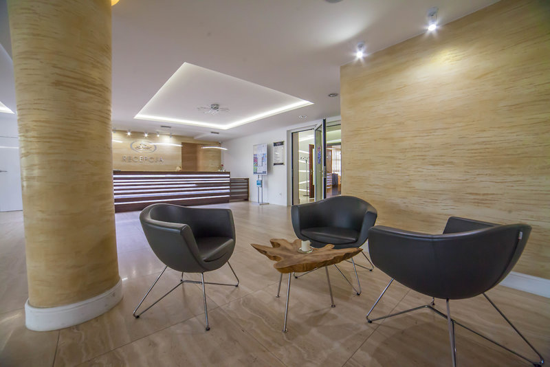 Jantar Ustka Lounge/Empfang