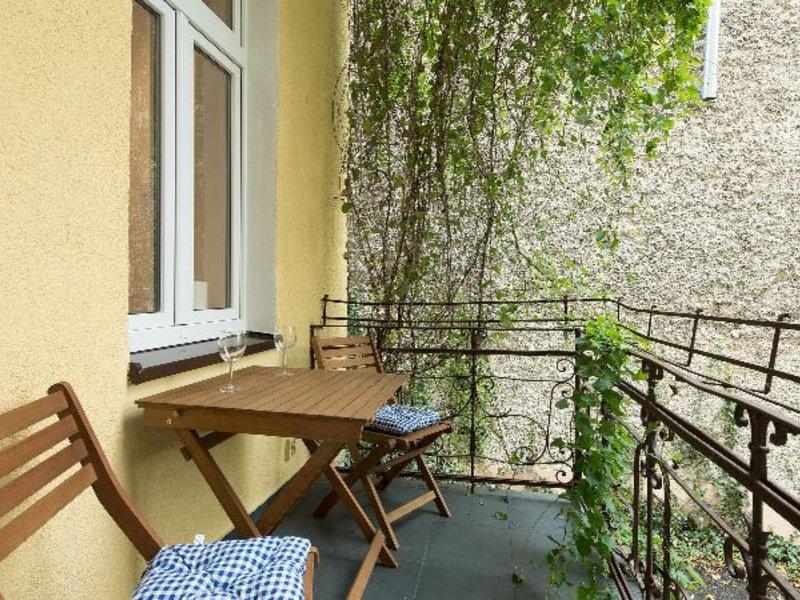 Dom & House - Apartments Quattro Premium Sopot Wohnbeispiel