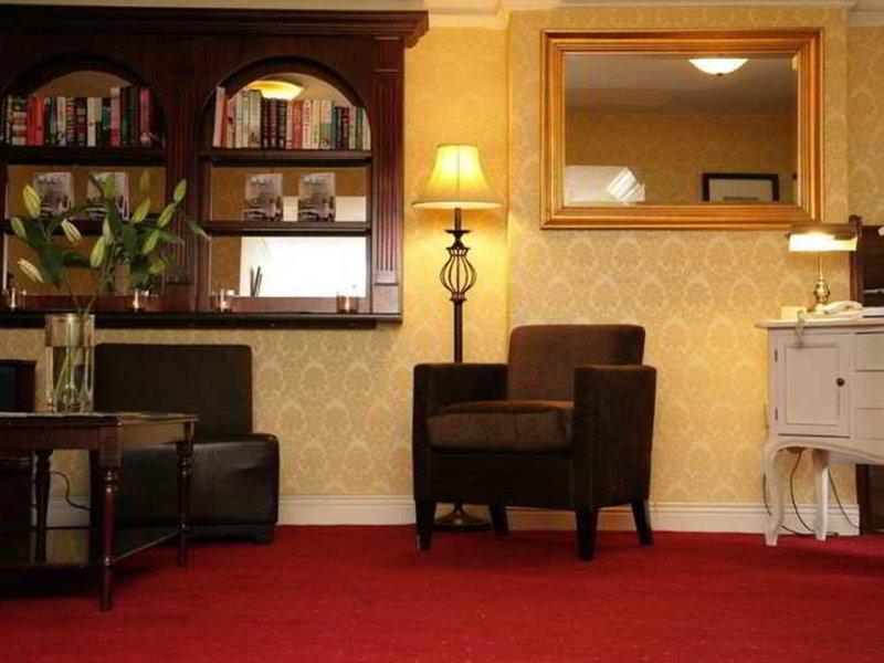 Hibernian House Lounge/Empfang