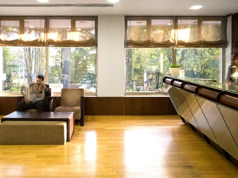 Conde d´Agueda Lounge/Empfang