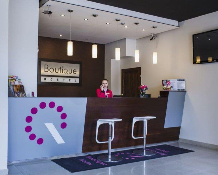 Boutique Hostel Lodz Konferenzraum
