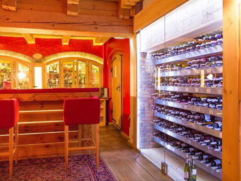 Gleboczek Vine Resort & Spa Lounge/Empfang