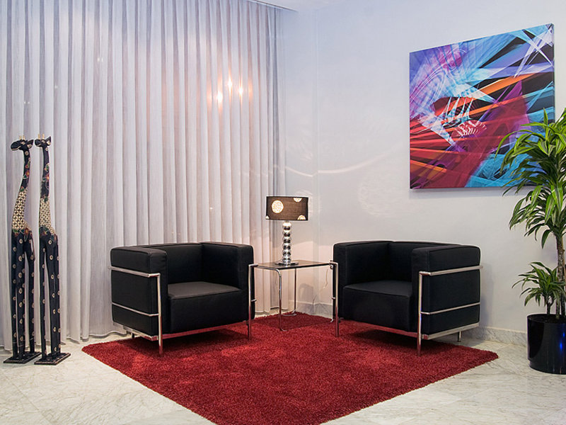 Castro Real Lounge/Empfang