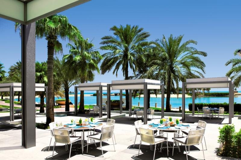 The Ritz Carlton, Bahrain Hotel & Spa Restaurant