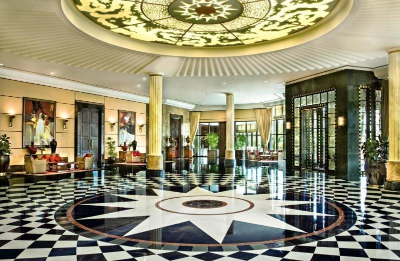 The Ritz Carlton, Bahrain Hotel & Spa Lounge/Empfang
