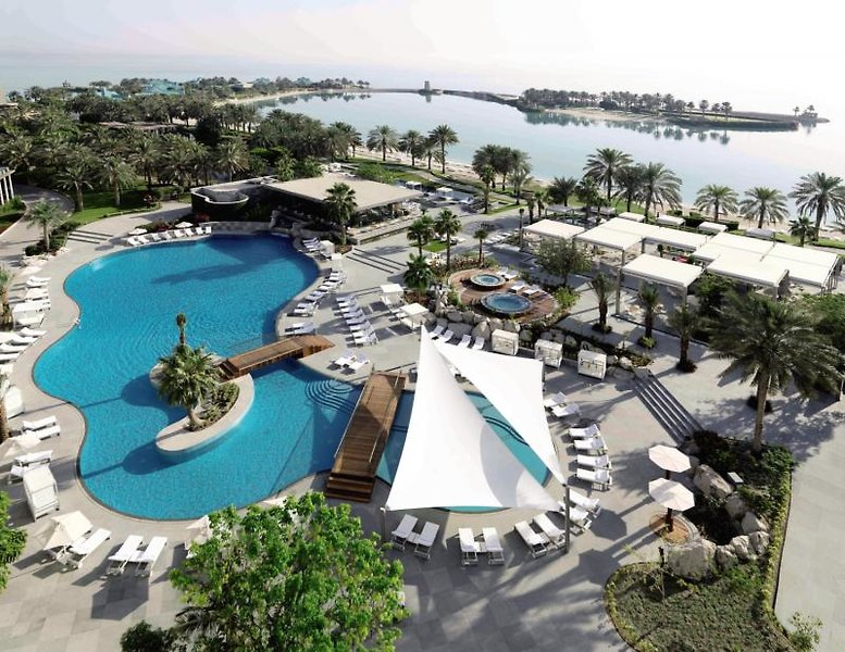 The Ritz Carlton, Bahrain Hotel & Spa Außenaufnahme