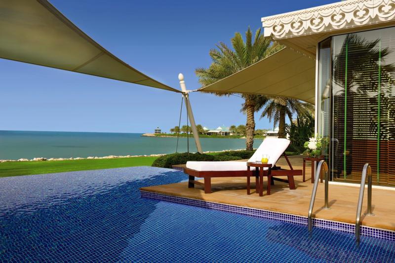 The Ritz Carlton, Bahrain Hotel & Spa Terrasse