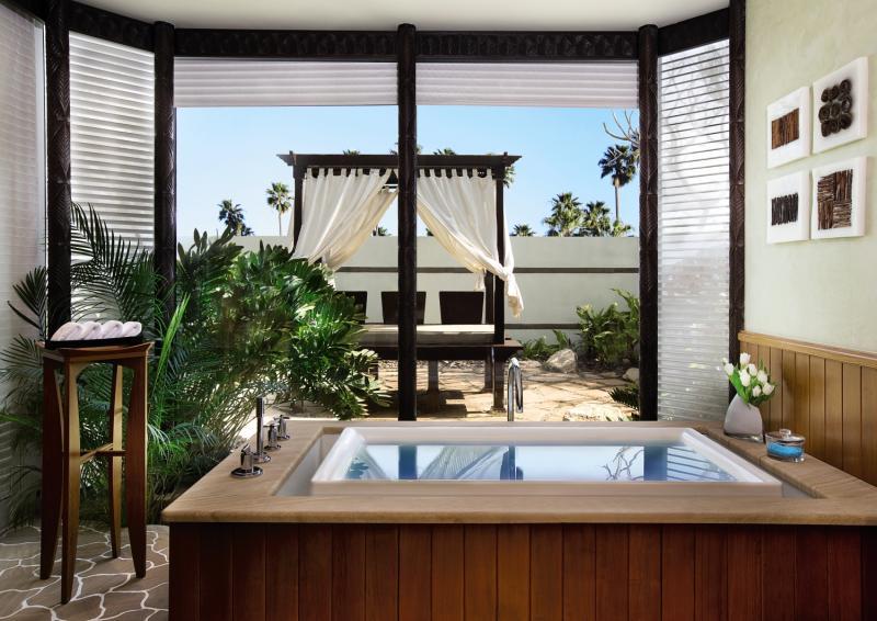 The Ritz Carlton, Bahrain Hotel & Spa Badezimmer