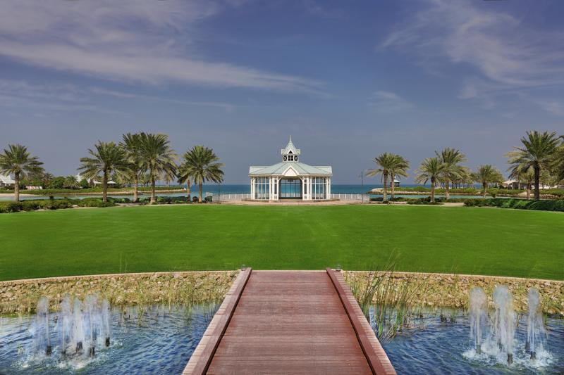 The Ritz Carlton, Bahrain Hotel & Spa Pool