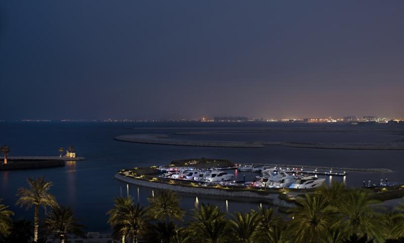 The Ritz Carlton, Bahrain Hotel & Spa Landschaft