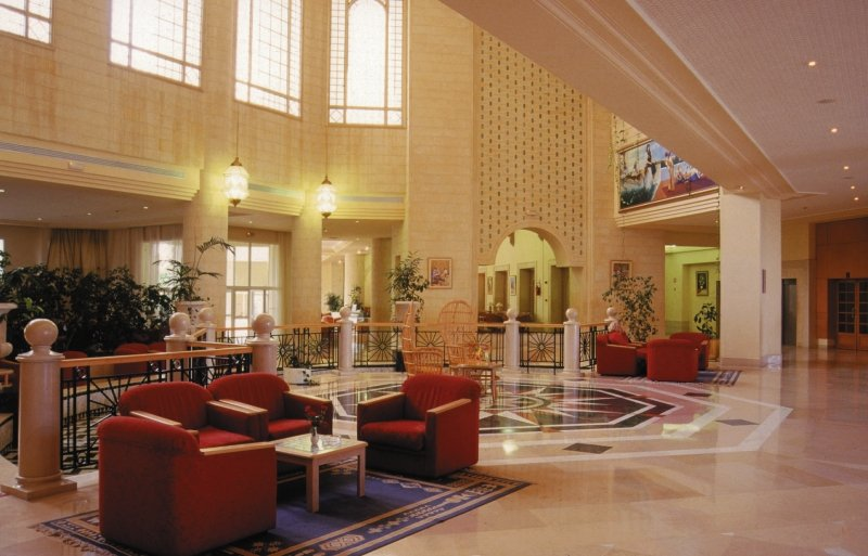 El Mouradi Hammamet Lounge/Empfang
