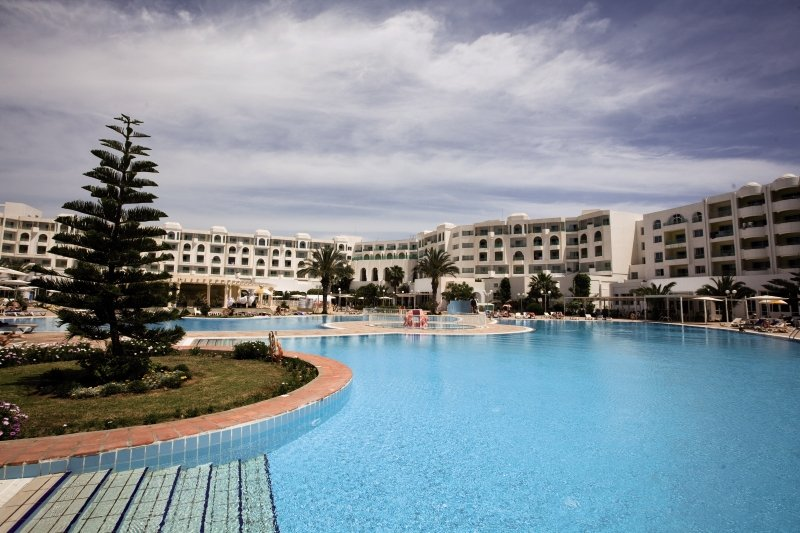 El Mouradi Hammamet Pool