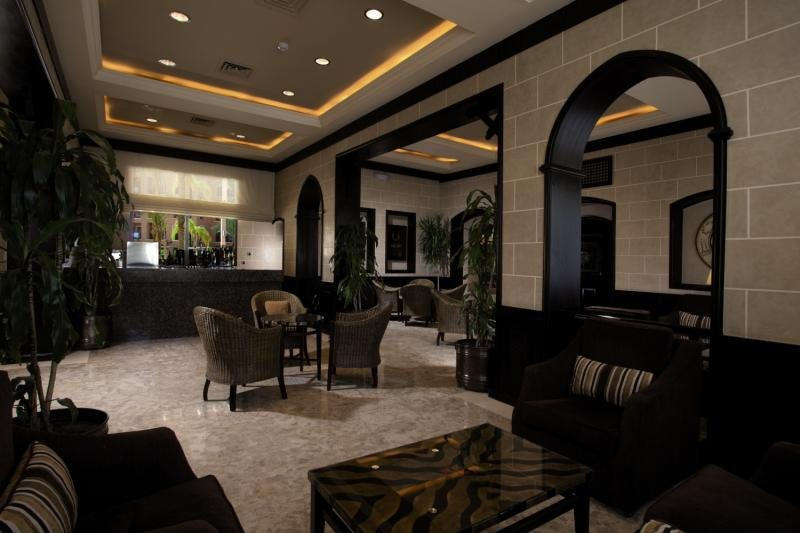 Jaz dar El Madina Lounge/Empfang