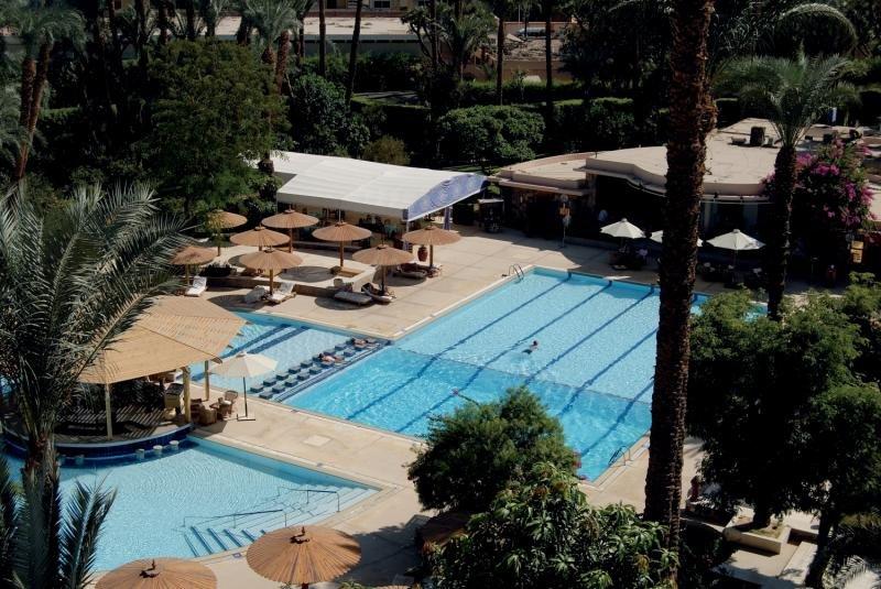 Sofitel Winter Palace Luxor Pool