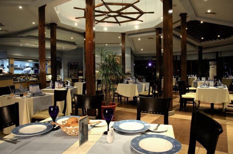 Sultan Gardens Resort Lounge/Empfang