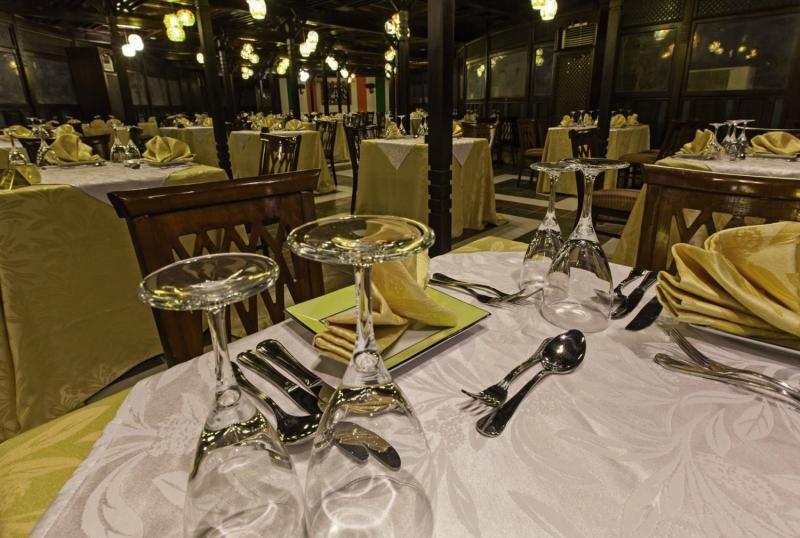 Sultan Gardens Resort Restaurant