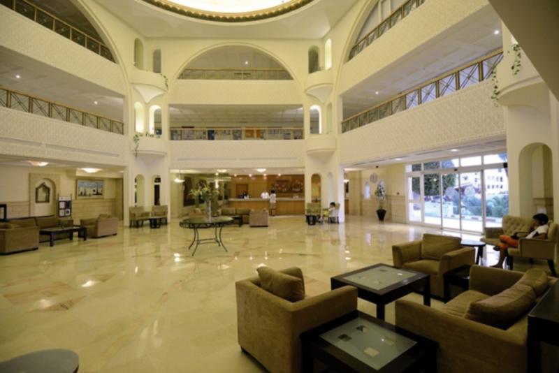 Sidi Mansour Resort & Spa Lounge/Empfang