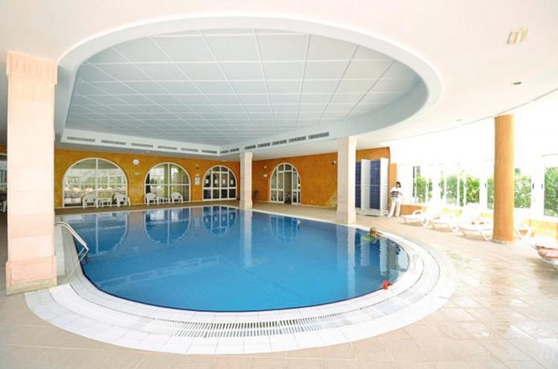 Sidi Mansour Resort & Spa Hallenbad