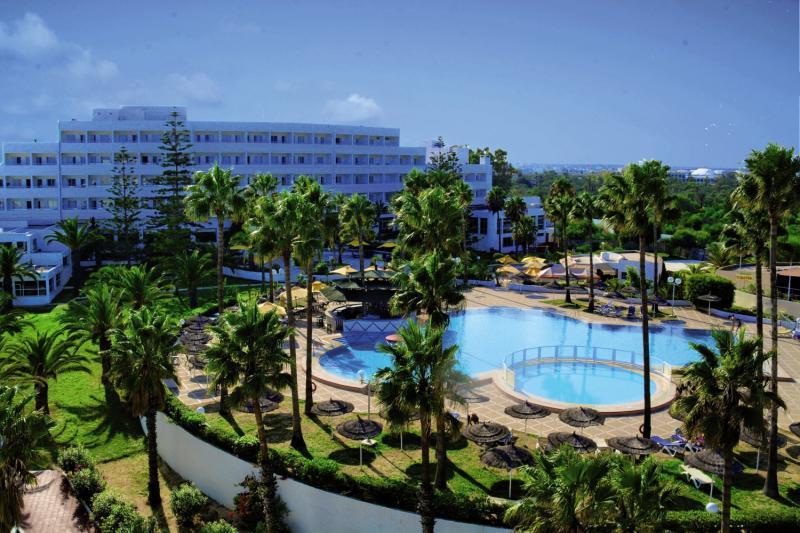 Hotel Club Tropicana & Spa  Außenaufnahme