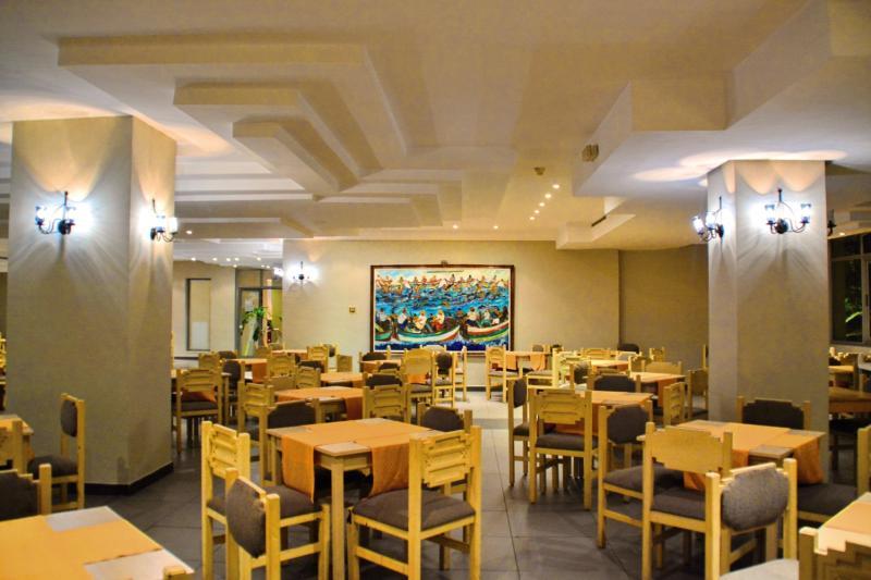 Hotel Club Tropicana & Spa  Restaurant