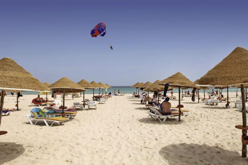 Hotel Club Tropicana & Spa  Strand