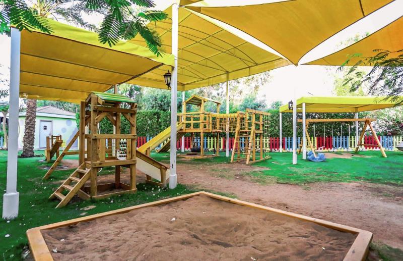 Sultan Gardens Resort Sport und Freizeit