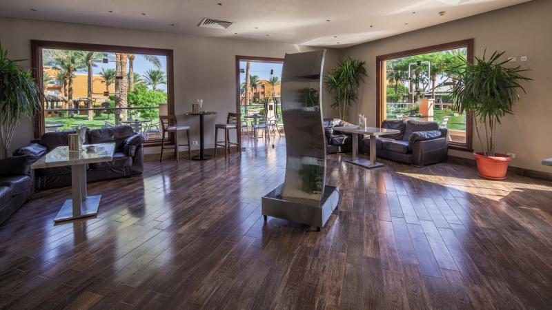 COOEE Caribbean World Soma Bay Lounge/Empfang