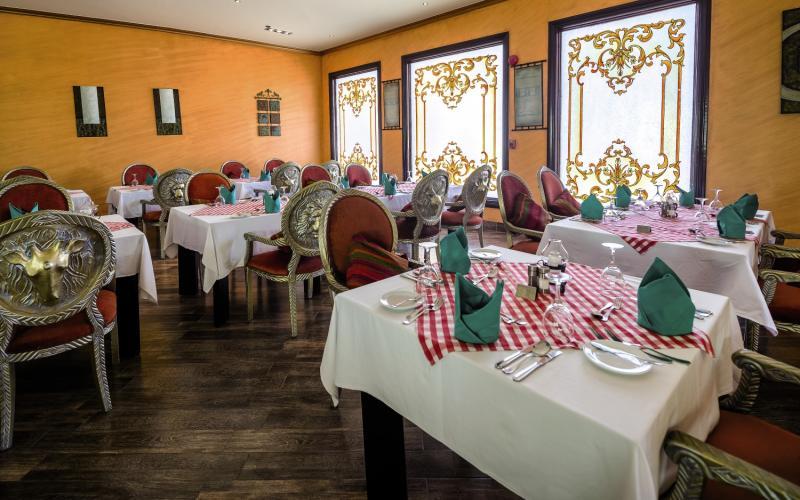 COOEE Caribbean World Soma Bay Restaurant