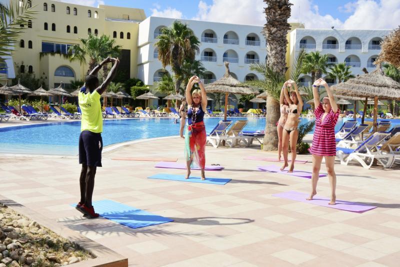 Sidi Mansour Resort & Spa Sport und Freizeit