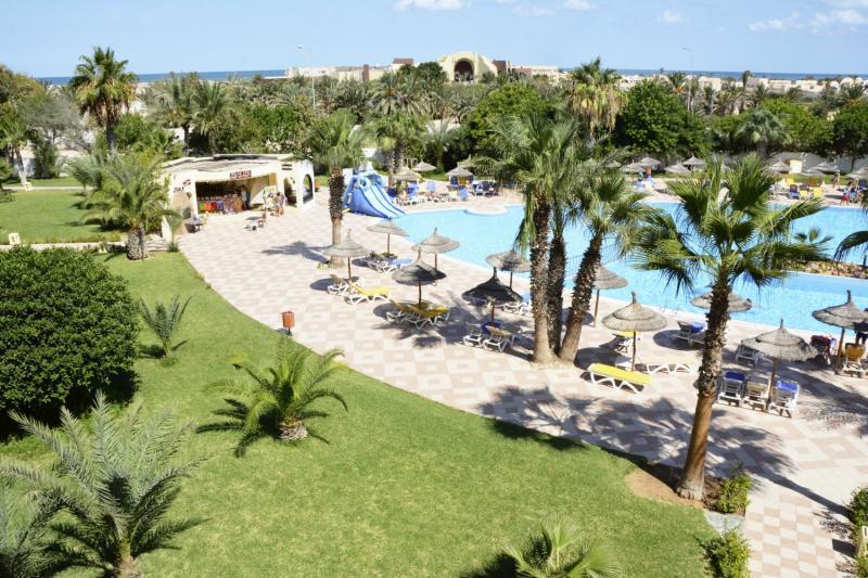 Sidi Mansour Resort & Spa Strand