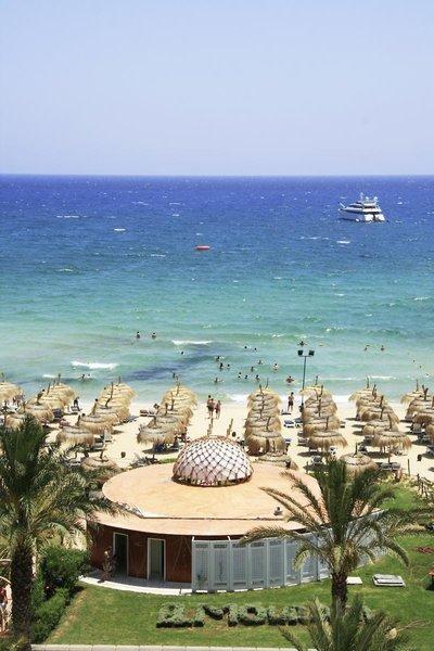 El Mouradi Hammamet Strand