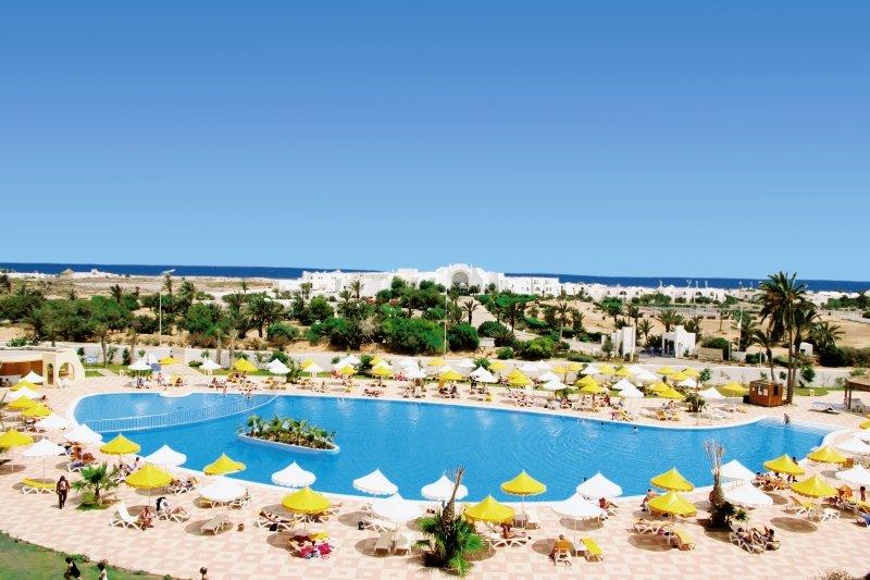 Sidi Mansour Resort & Spa Pool