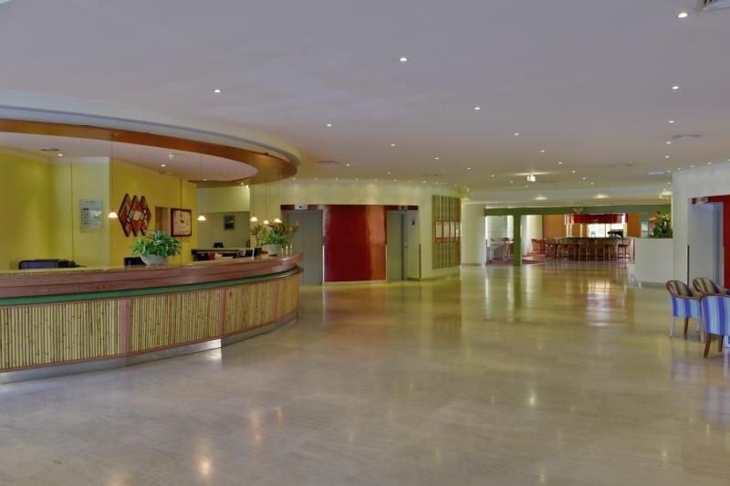 Pestana Delfim Beach & Golf Hotel Lounge/Empfang