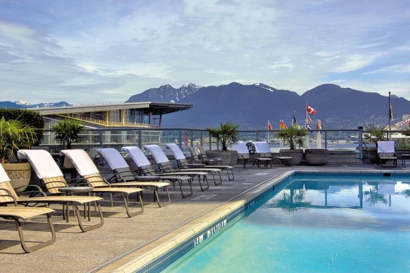 The Fairmont Waterfront Pool