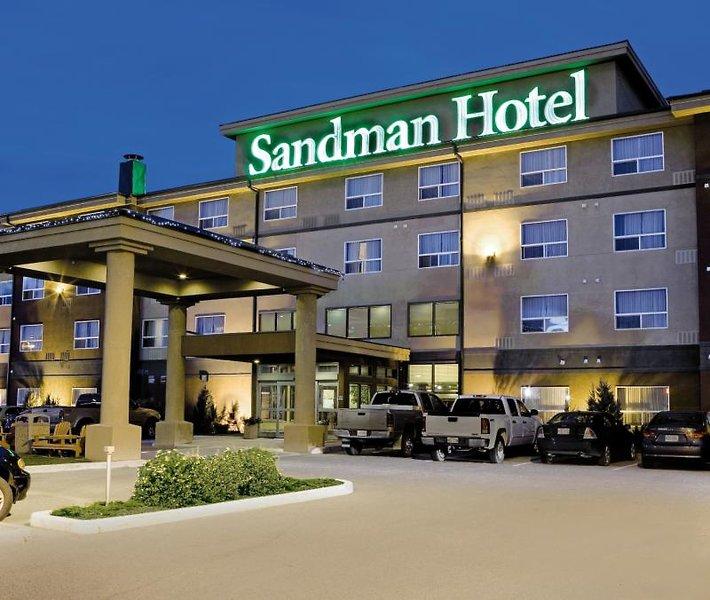 Sandman Saskatoon Außenaufnahme