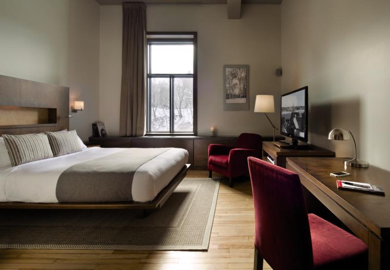 Hotel 71 Wohnbeispiel