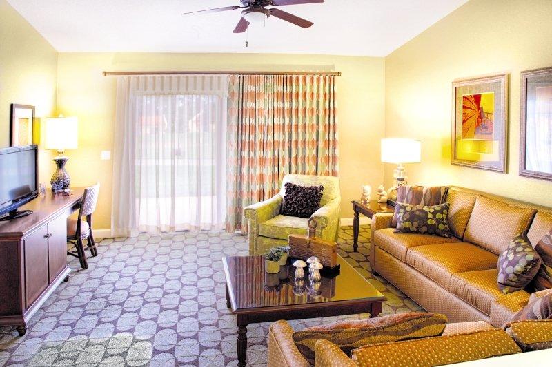 Holiday Inn Club Vacations at Orange Lake Resort Wohnbeispiel